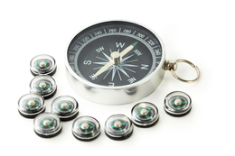 Static_compass_and_smaller_compasses